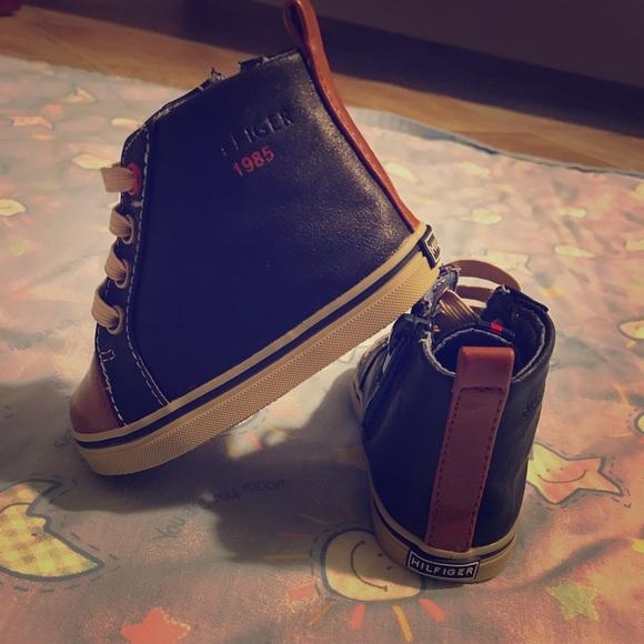 016e4f7e Tommy Hilfiger Shoes   Baby Boots   Poshmark